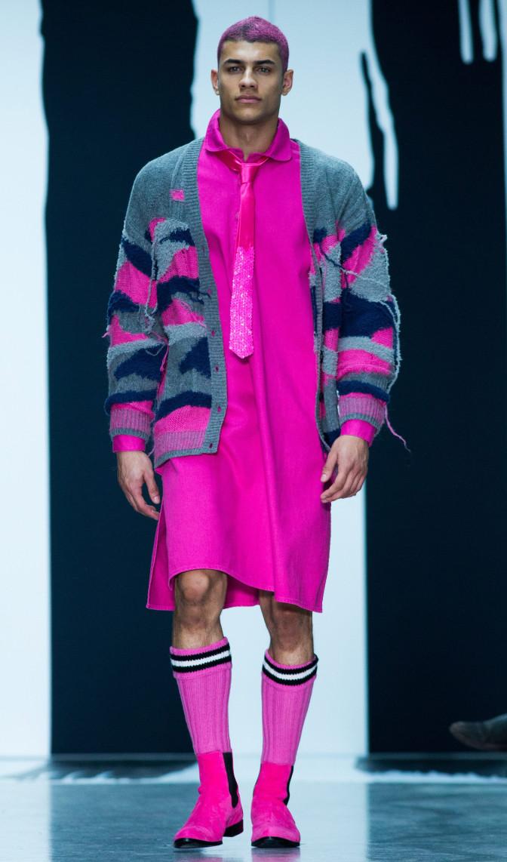 Sibling - Runway - London Fashion Week F/W 2015