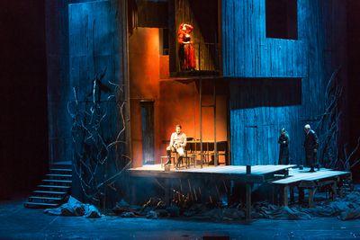 Džuzepes Verdi opera Rigoleto. Foto: Gunārs Janaitis