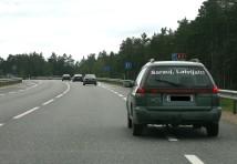 Skumji! Pērn Latvijā strauji audzis autokatastrofu skaits