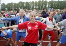 VIDEO: Latvija aizrautīgi gatavojas pirmajai Eiropas sporta nedēļai
