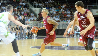VIDEO: Overtime TV eksperti analizē Latvijas basketbola izlases varējumu
