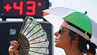 Sinoptiķi Eiropā prognozē jaunu karstuma vilni
