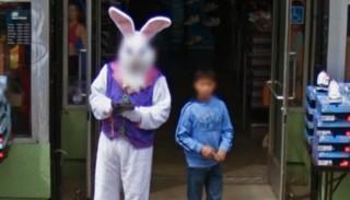 Gangsteru pasaule caur Google Street View aci. Skaties foto!