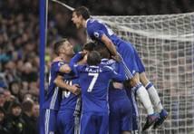 """Chelsea"" futbolisti sper soli tuvāk pretī Anglijas premjerlīgas titulam"