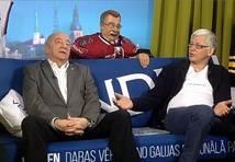 Jānis Mežeckis paver aizkaru Latvijas futbola virtuvei. Pilna intervija