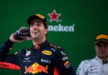 "Rikjardo izcīna uzvaru Monako ""Grand Prix"" kvalifikācijā"