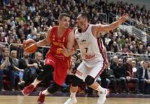 TIEŠRAIDE: FIBA PK kvalifikācija. MELNKALNE - LATVIJA