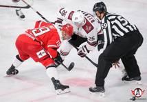 "TEKSTA VIDEO TIEŠRAIDE: KHL. ""Avtomobilist"" – Rīgas ""Dinamo"""