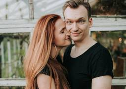 "Foto: ""X Faktora"" zvaigzne Reinis Straume publisko romantiskas fotogrāfijas"