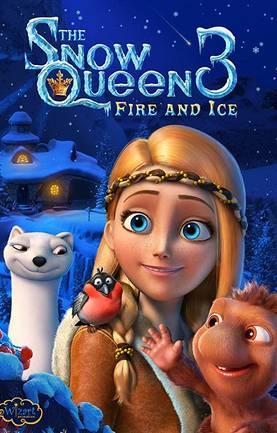 Sniega karaliene 3: Uguns un ledus