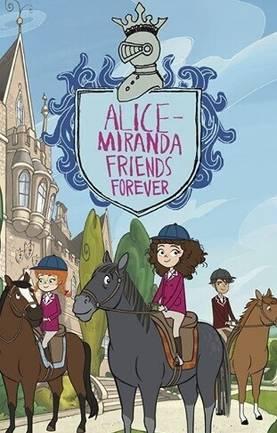 Alise Miranda. Draugi uz mūžu