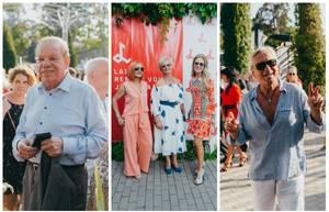 Glamūra triumfs! Laimas Vaikules festivāls pulcē visu Latvijas eliti