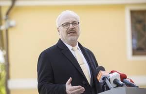 Valsts prezidents: Rasisms Latvijā nav ļoti centrāla problēma