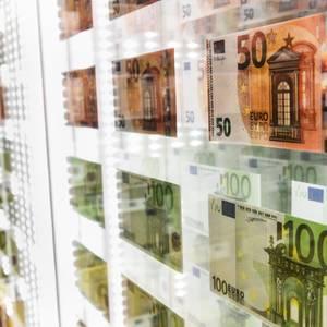 Latvijas bankās pašlaik arestēti 600 miljoni eiro