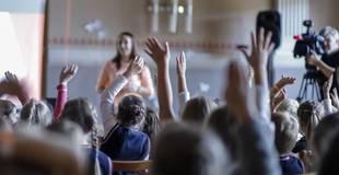 Izglītības nozarē vakcinācijas pret Covid-19 aptvere sasniegusi 87%