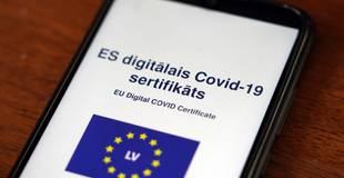 """""""Manabalss.lv"""" tiek vākti paraksti par Covid-19 sertifikāta piešķiršanu pēc antivielu konstatēšanas"""