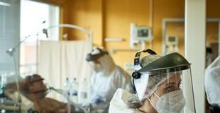 Covid-19 pacientu ārstēšanai Latvija varētu lūgt starptautisku palīdzību