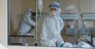 Daugavpils slimnīcā katru dienu dzīvību zaudē seši līdz desmit Covid-19 pacienti