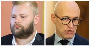 Mičerevskis pārmet Pavļutam neizdarību Covid-19 krīzē un Saeimā vāc parakstus viņa demisijas pieprasījumam