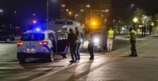 """""""Lokdauna"""" ierobežojumu kontrolē uz ielām tiek solīti plaši policijas spēki un zemessargu iesaiste"""