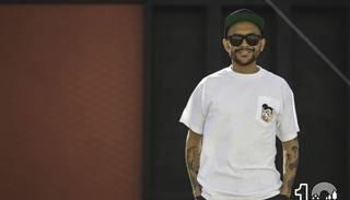 Positivus Red Bull Music Academy skatuvi papildina DJ Craze un Kamp!