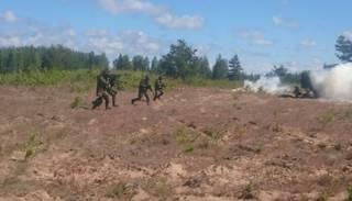 VIDEO: Ādažos norit Saber Strike 2016
