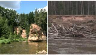 Sirds sāp! Mūsu dabas pērle Gaujas nacionālais parks kļuvis par naudas slaucamo vietu!