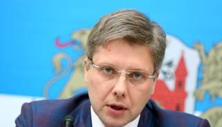 Valodas centrs uzlicis sodu Ušakovam