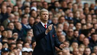 "Vengers turpinās vadīt ""Arsenal"""