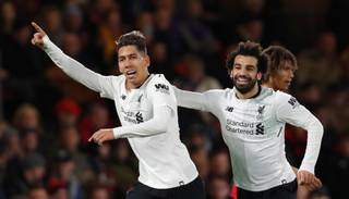"VIDEO: ""Liverpool"" izbraukumā rāda klasi pret ""Bournemouth"""