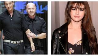 """Dolce&Gabbana"" dizainers nosaucis Selēnu Gomesu par neglīteni"