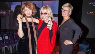 "Foto: ar pikanto ""Amoralle"" skati noslēdzas Rīgas modes nedēļa"