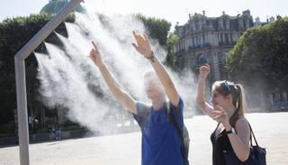 Eiropas dienvidos turpinās karstuma vilnis