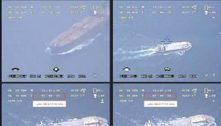 Irāna sagrābusi britu tankkuģi