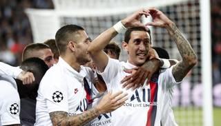 "Di Mariam dublis, ""PSG"" mājās apspēlē Madrides ""Real"""