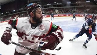 "Artūrs Salija ar zaudējumu Indraša ""Dynamo"" debitē KHL"