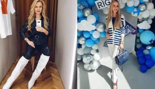 Stila ikona Maija Silova atklāj rudens sezonas modes tendences
