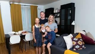 Viena telpa, daudz funkciju: kā iekārtot dzīvojamo istabu lielai ģimenei