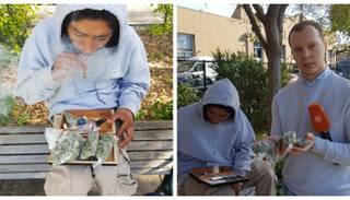 "Ekskluzīvi: ""Bez Tabu"" marihuānas tūre Sanfrancisko"