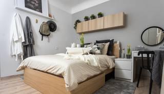 Lielā pavasara tīrīšana var sākties! Uzlabojumi guļamistabas interjerā, kas nemaksās vairāk par 10 eiro