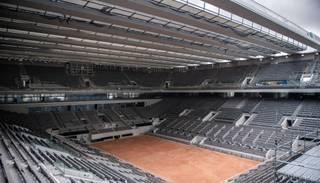 """French Open"" pārcelts uz rudeni"