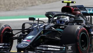 "F1 sezonas pirmo ""pole position"" izcīna Botass"