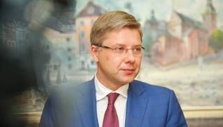 Ušakovs pievienojies eiroparlamentāriešu LGBTI starpgrupai
