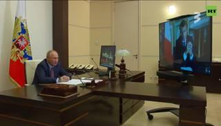 "Putins apgalvo, ka ""Novičok"", ar ko saindēja Navaļniju, izgatavojuši latvieši"