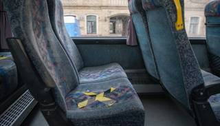 Autobusos Talsi-Sabile-Abavciems-Sabile-Talsi un Talsi-Sabile-Kuldīga-Aizpute-Liepāja braucis Covid inficētais