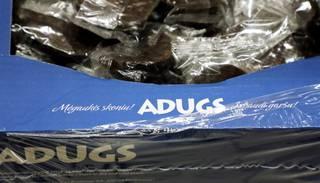 "Valsts darba inspekcija ""Adugs Production"" piemērojusi 1000 eiro sodu"