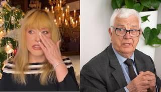 Video: Alla Pugačova apraudas, sveicot maestro Raimondu Paulu jubilejā