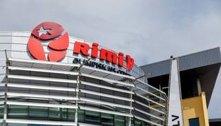 """Olimpiskais sporta centrs"" mainījis nosaukumu uz ""Rimi"" Olimpiskais centrs"