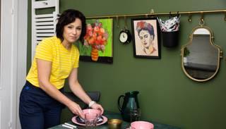 Iesaka interjera dizainere: kā mazā virtuvē atrast vietu sadzīves tehnikai