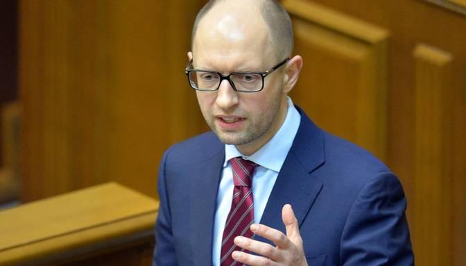 Demisionējis Ukrainas premjers